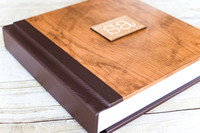 08_Wood Album with Monogram Detail_ 2015_Photojournalism by Rodney Bailey