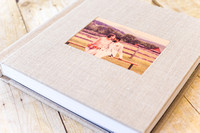 09_Linen Album with Wood Image Cameo_ 2015_Photojournalism by Rodney Bailey
