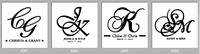 Monogram Options 1
