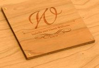 04_Wood Album with Engraved Monogram Detail_ 2015_Photojournalism by Rodney Bailey