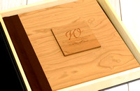 03_Wood Album with Engraved Monogram_ 2015_Photojournalism by Rodney Bailey