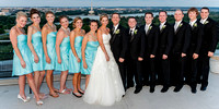 Wedding Ceremony-Reception Top of The Town-RodneyBailey Photography-214