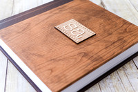 09_Wood Album with Monogram Detail_ 2015_Photojournalism by Rodney Bailey