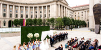 Ronald Reagan Building and International Trade Center Wedding