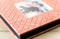14_Embossed Genuine Leather with Wood Photo Cameo_2015 Photojournalism by Rodney Bailey