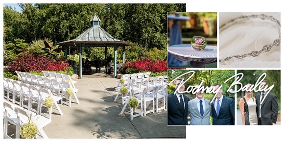 Brookeside Gardens Weddings Maryland