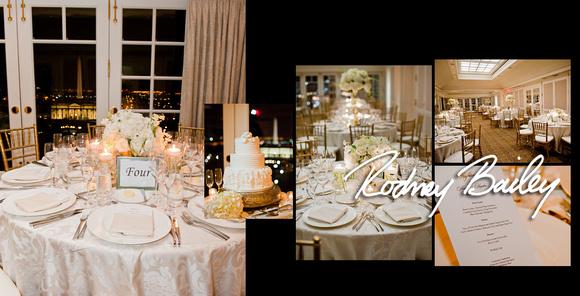 Photojournalism By Rodney Bailey Wedding At Hay Adams Hotel