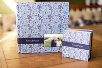 02_Canvas with Cover Pattern and Photo_Wedding & Parent Album 2015_Photojournalism by Rodney Bailey